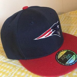 Partriots Fitted Cap